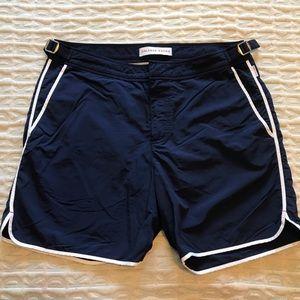 Orlebar Brown Designer Springer Swim Shorts